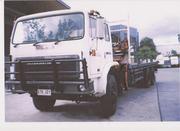 1989 International Acco Crane Truck