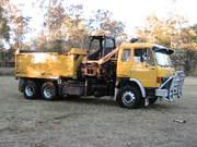 Truck & Bobcat Combo