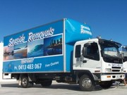 Gold Coast to Sydney Removalist