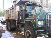 Used 1986 Mack Rd686sx Heavy Duty Trucks For Sale